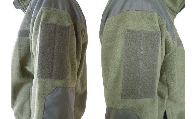 Куртка/кофта флисовая с вставками НГУ ЗСУ Запорожье - изображение 3