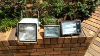Image of outdoor lights security lights for sale