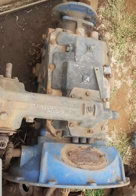 PD6 GEARBOX