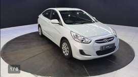 Hyundai Accent 2016 model