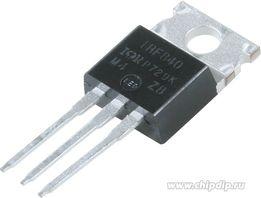 Польовий транзистор IRF840