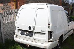 VW Caddy Drzwi Tylne Prawe Kompletne SDI Z Niemiec Biale