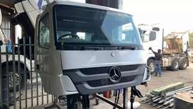 MERCEDES BENZ AXOR MP3 DAY CAB COMPLETE