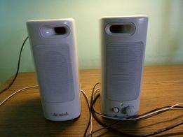 Głośniki komputer smartfon MP3 Arovana SPRAWNE