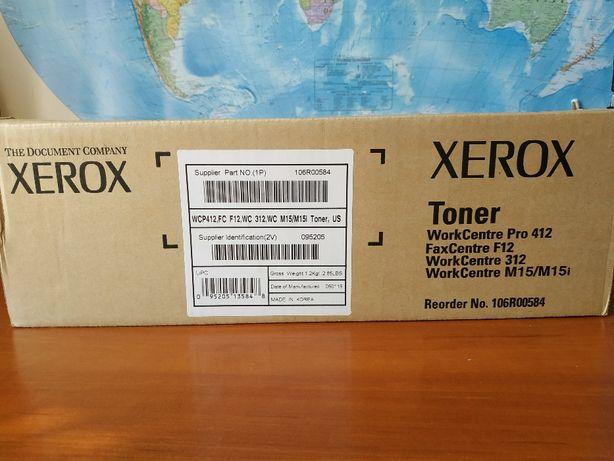 Тонер картридж для XEROX. WC M15. M15I новый 2500 руб. Донецк - изображение 2