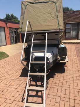 Tentco rooftop tent and awning