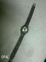 Часы с серебряным браслетом.Продажа,обмен.