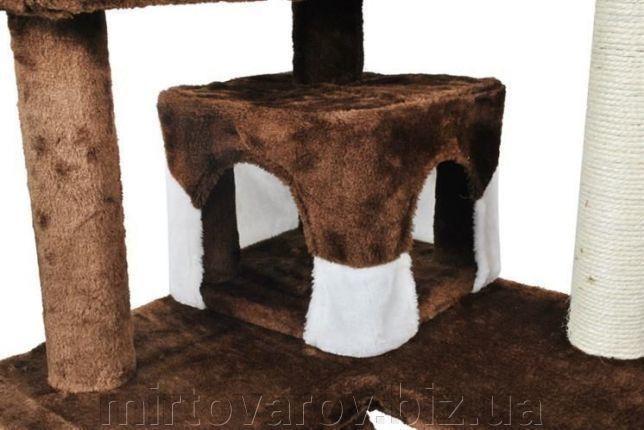 Домик для кошки, когтеточка, дряпка 120 см. Польша. Одесса - изображение 4