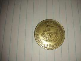 Old coin 1961 1 sent