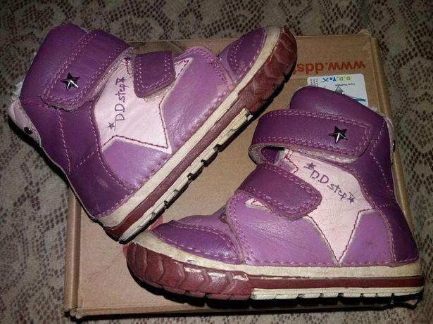 Зимние ботинки нат.кожа, цигейка, 21р. Сост.отличное Херсон - изображение 7