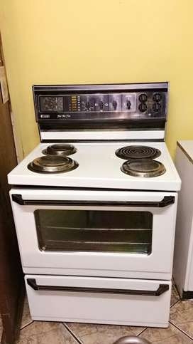 Defy Stove, Oven and Warmer