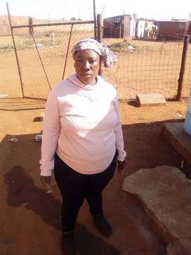 Experienced LESOTHO nanny/maid/cleaner needs stay in work