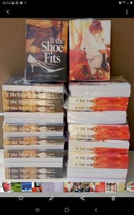 Book : If The Shoe Fits By Carol Erasmus (One Lot)