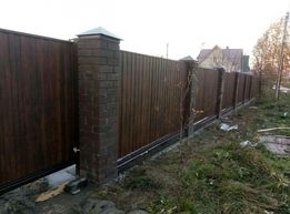 Строительство домов,заборов,ремонт любой сложности.Качество,гарантия