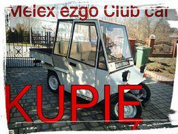 Kupi e wózki elektryczne melex ezgo clubcar oraz akumulatory