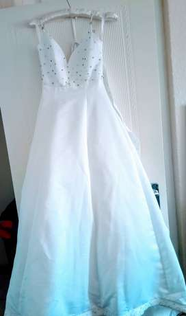 Wedding Dress Give Away