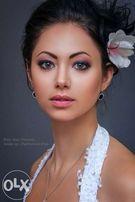 Визажист, свадебный макияж, выпускной макияж.
