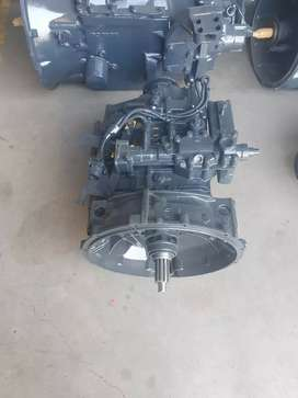 ZF 6S 1000 GEARBOX COMPLETE