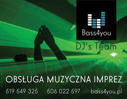 Bass4you! Dj's Team! Zapraszamy do współpracy!