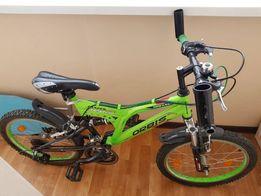 """Продам детский велосипед Orbis Casper 20"""" MTB FS"""