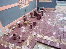 Beauty quality brick paving installation and repairs