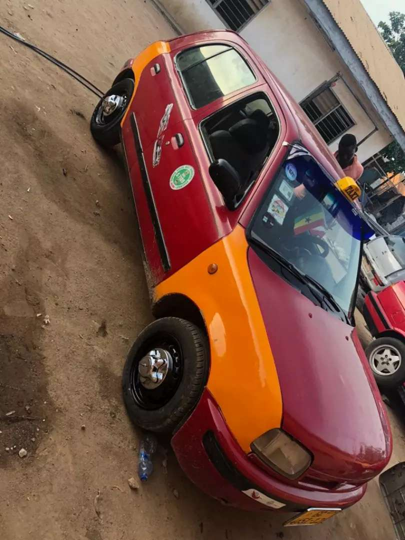 Nissan Micra going for a cool price 0