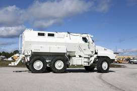 (MRAP) GOOD condition (needs rear axel oil cover