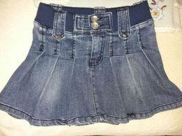 Sweterek/bluzeczka+spódniczka dżinsowa