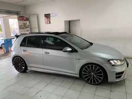 VW Golf 7R DSG 2015 model available now for sale