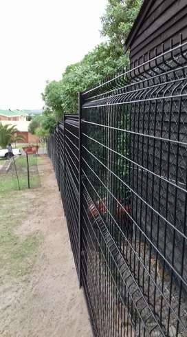 Clearview fences and panels