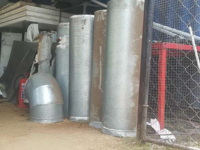 Extraction ducting 0