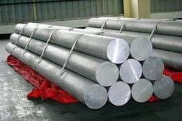 Круг алюминиевый дюралевый 20, 30, 40, 50, 60, 70-180 мм Д16Т, Д1Т