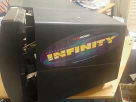 Midway infinity touchmaster