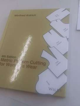 6th Edition Metric Pattern Cutting for Women's Wear