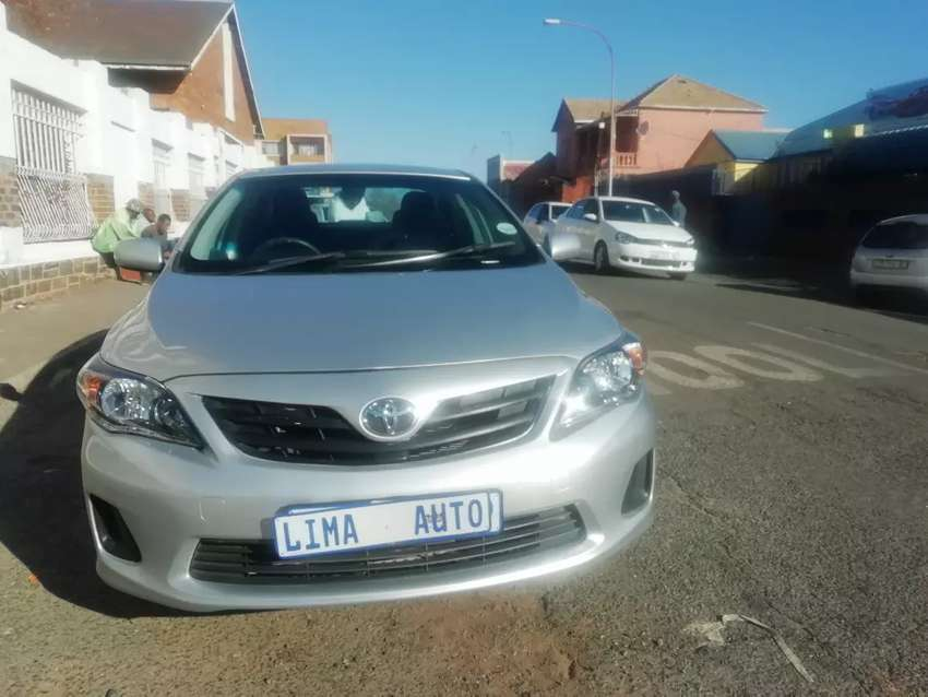 Toyota corolla quest 1.6 sedan 0