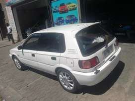 Toyota  tazz 2005 for sale