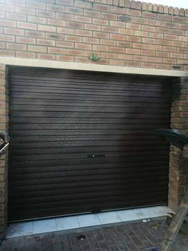 Roll-up Garage doors and motor combo specials