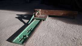 Spindle, Sliding Table only, LEITZ