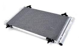 Радиатор кондиционера охлаждения интеркулер HONDA CIVIC ACCORD USA