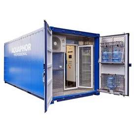 Containerized Water Filtration
