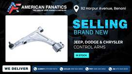 Selling brand new Jeep, Dodge & Chrysler Control Arm