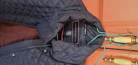Tommy Hilfiger body warmer and Sling bag