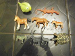 фигурки животных, коллекция киндеров