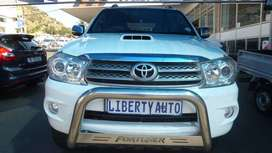 2009 #Toyota #Fortuner 3.0 D-4D 120KW 4X4 #Off-Road Face Lift #7 Seate