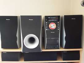 Pioneer Home Theatre System Complete