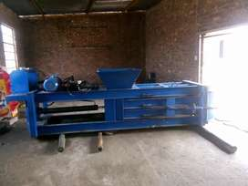 Recycling Baling machine for sale or to let.