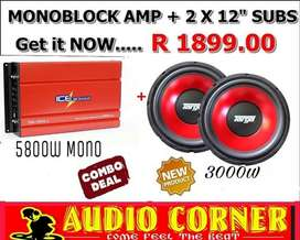 Car Sound Specials New