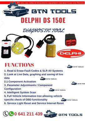 DELPHI  DS150e DIAGNOSTIC TOOL
