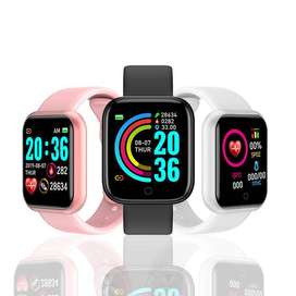D20 Smart Bracelet Sports Watch with Heart Rate Monitor