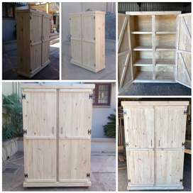Kitchen Cupboard Farmhouse series Free standing 2000 - Mobile Raw